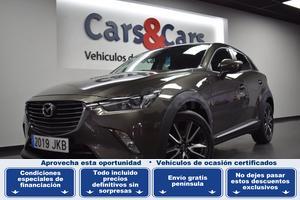 Foto principal del anuncio MAZDA CX-3 2.0 Luxury 2WD Aut. 120 - E 2019 JKB de segunda mano en Madrid