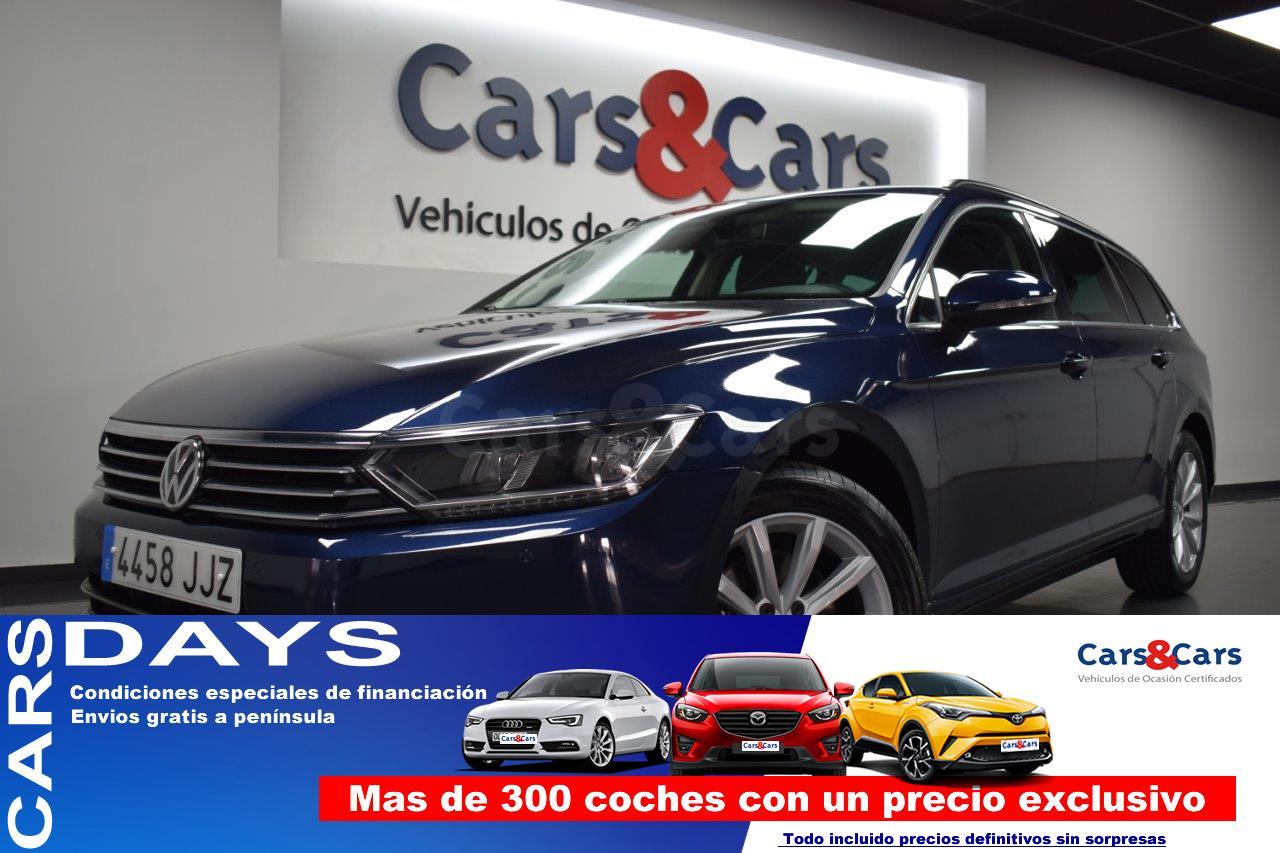 Volkswagen Passat Variant ocasión segunda mano 2015 Diésel por 16.995€ en Madrid