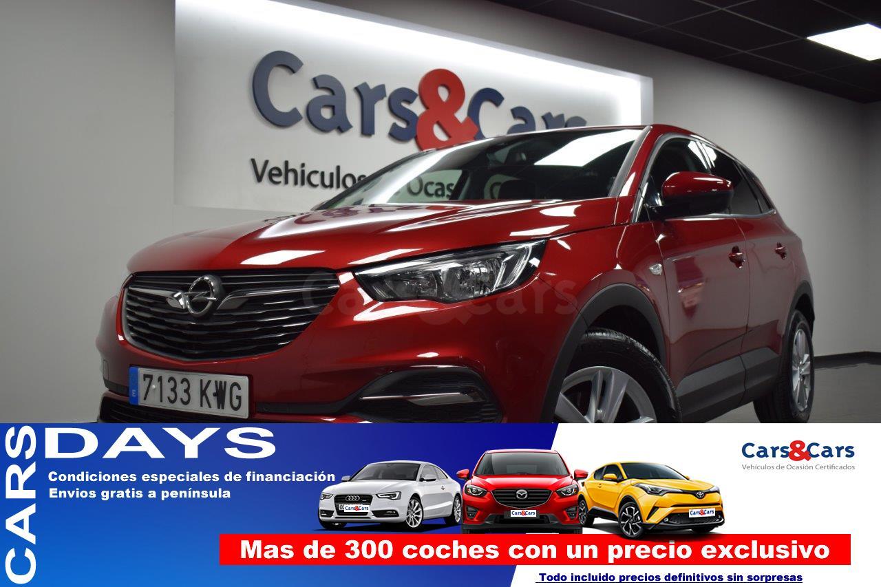 Opel Grandland X ocasión segunda mano 2019 Gasolina por 18.495€ en Madrid