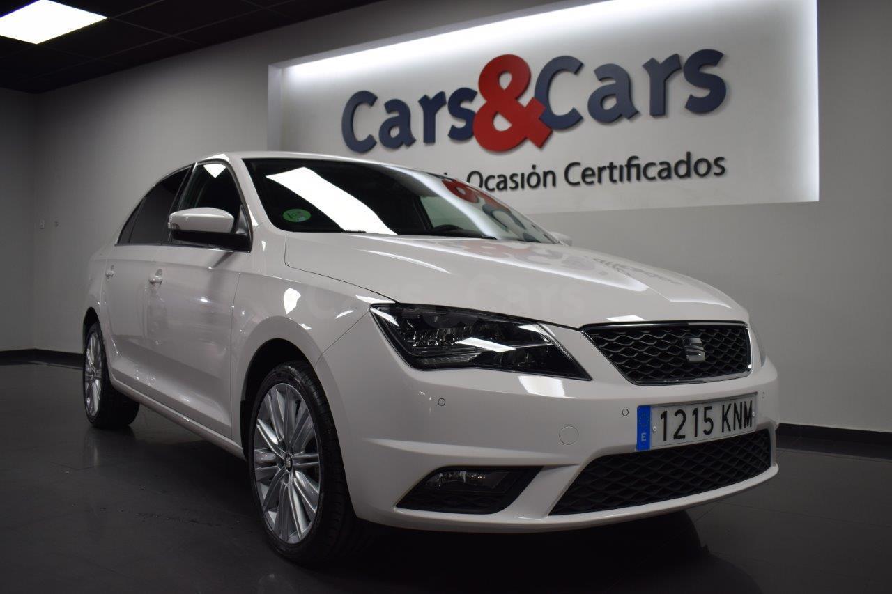 Foto 2 del anuncio SEAT Toledo 1.0 EcoTSI S&S Xcellence - E 1215 KNM de segunda mano en Madrid