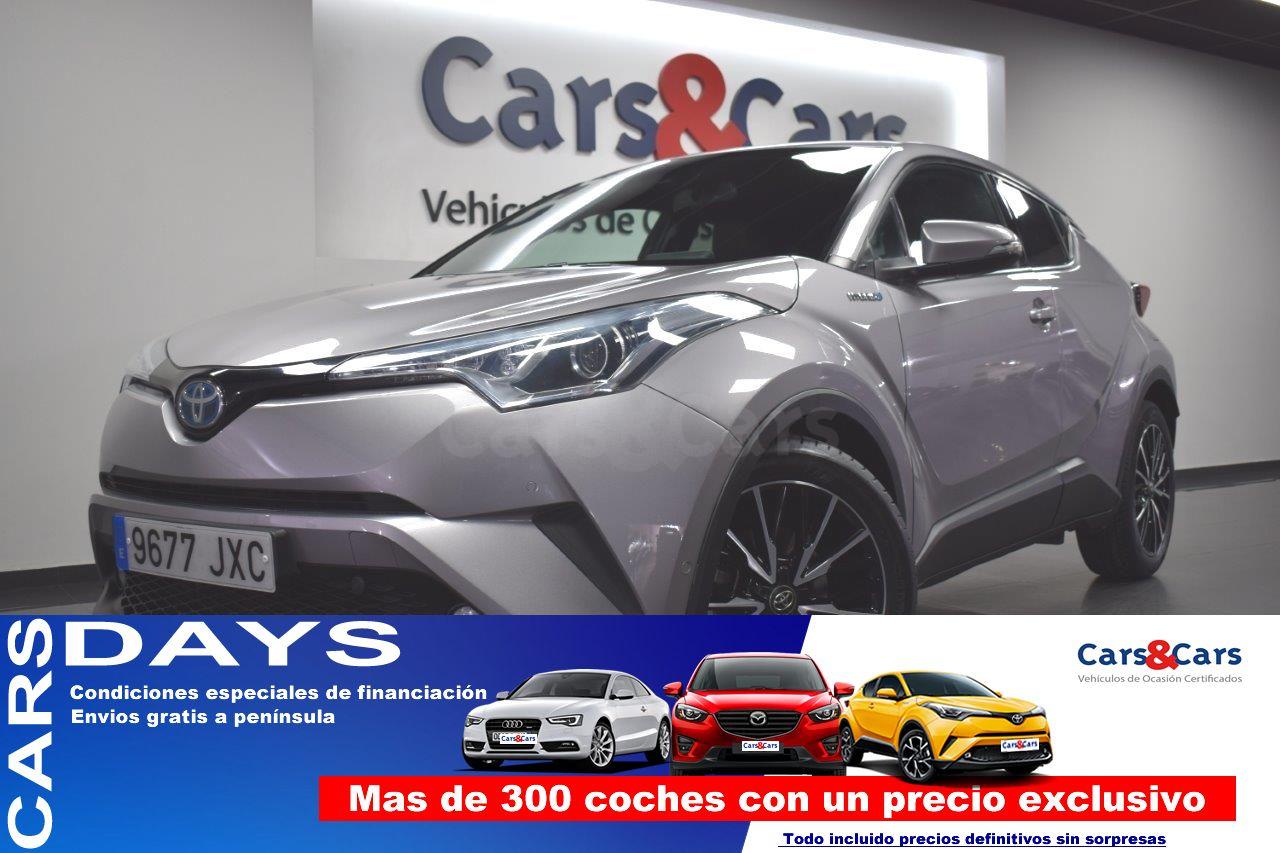 Toyota C-HR ocasión segunda mano 2017 Híbrido por 18.495€ en Madrid