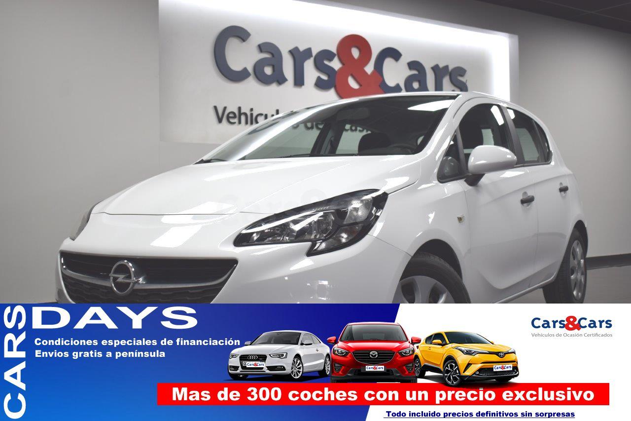 Opel Corsa ocasión segunda mano 2016 Gasolina por 7.495€ en Madrid