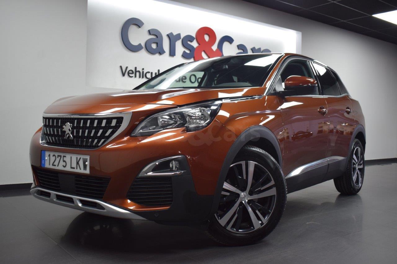 Peugeot 3008 ocasión segunda mano 2020 Gasolina por 24.995€ en Madrid