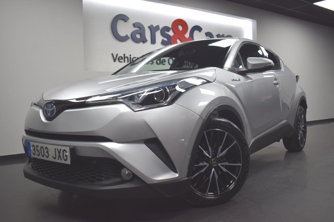 Toyota C-HR ocasión segunda mano 2017 Híbrido por 17.980€ en Madrid