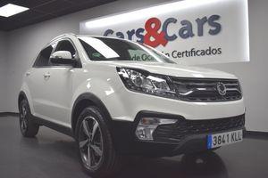 Foto 2 del anuncio SSANGYONG Korando D22T Limited Aut. 4x4 - E 3841 KLL de segunda mano en Madrid