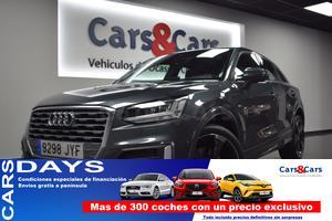 Foto principal del anuncio AUDI Q2 1.6TDI Sport edition 85kW - E 9298 JYF de segunda mano en Madrid