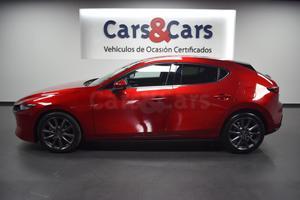 Foto 3 del anuncio MAZDA Mazda3 2.0Skyactiv-G Zenit 120 - E 3895 LFB de segunda mano en Madrid