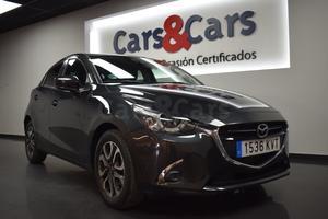 Foto 2 del anuncio MAZDA Mazda2 1.5 Skyactiv-g Zenith 6 - E 1536 KVT de segunda mano en Madrid