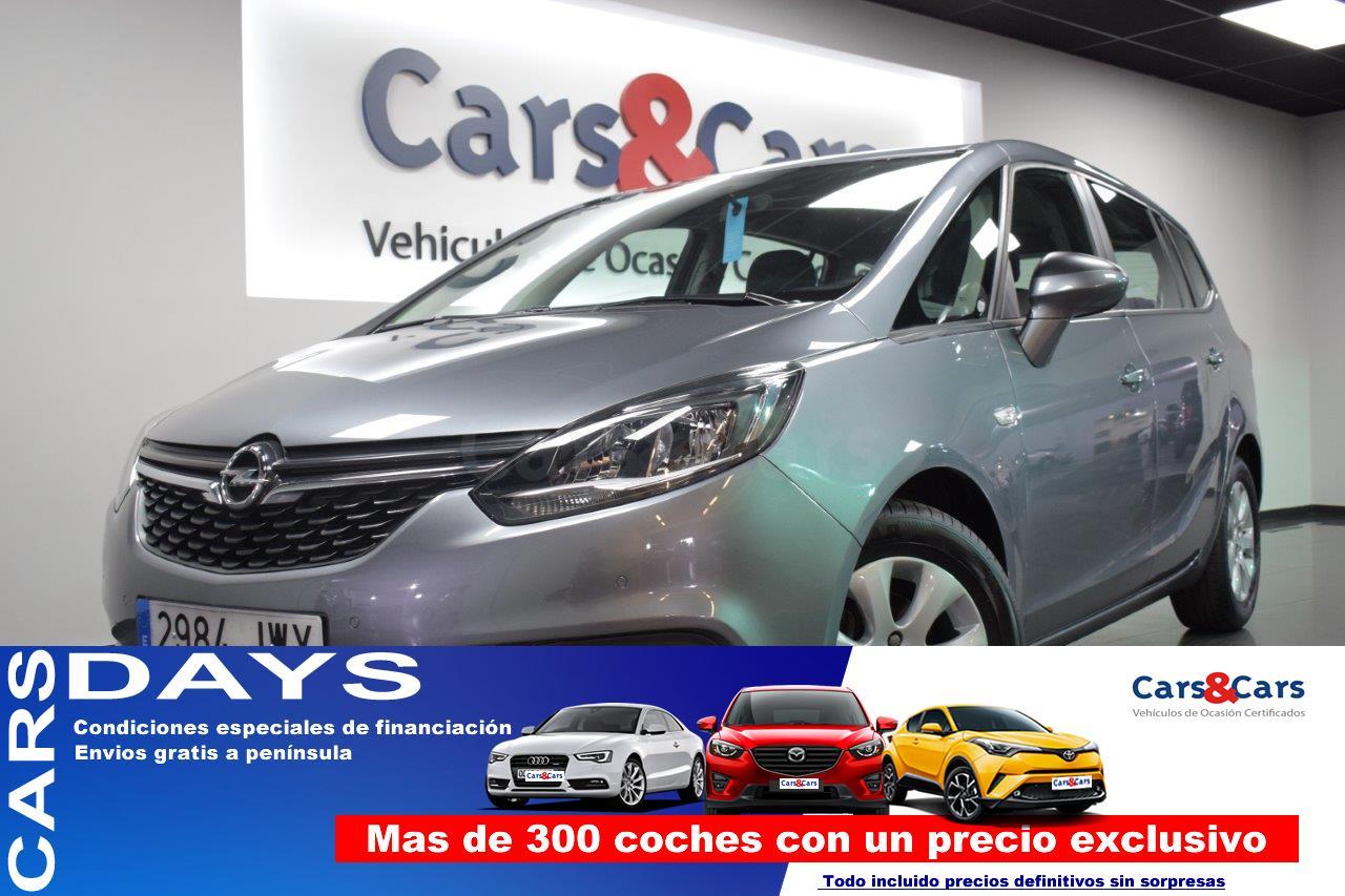 Opel Zafira ocasión segunda mano 2017 Diésel por 12.495€ en Madrid