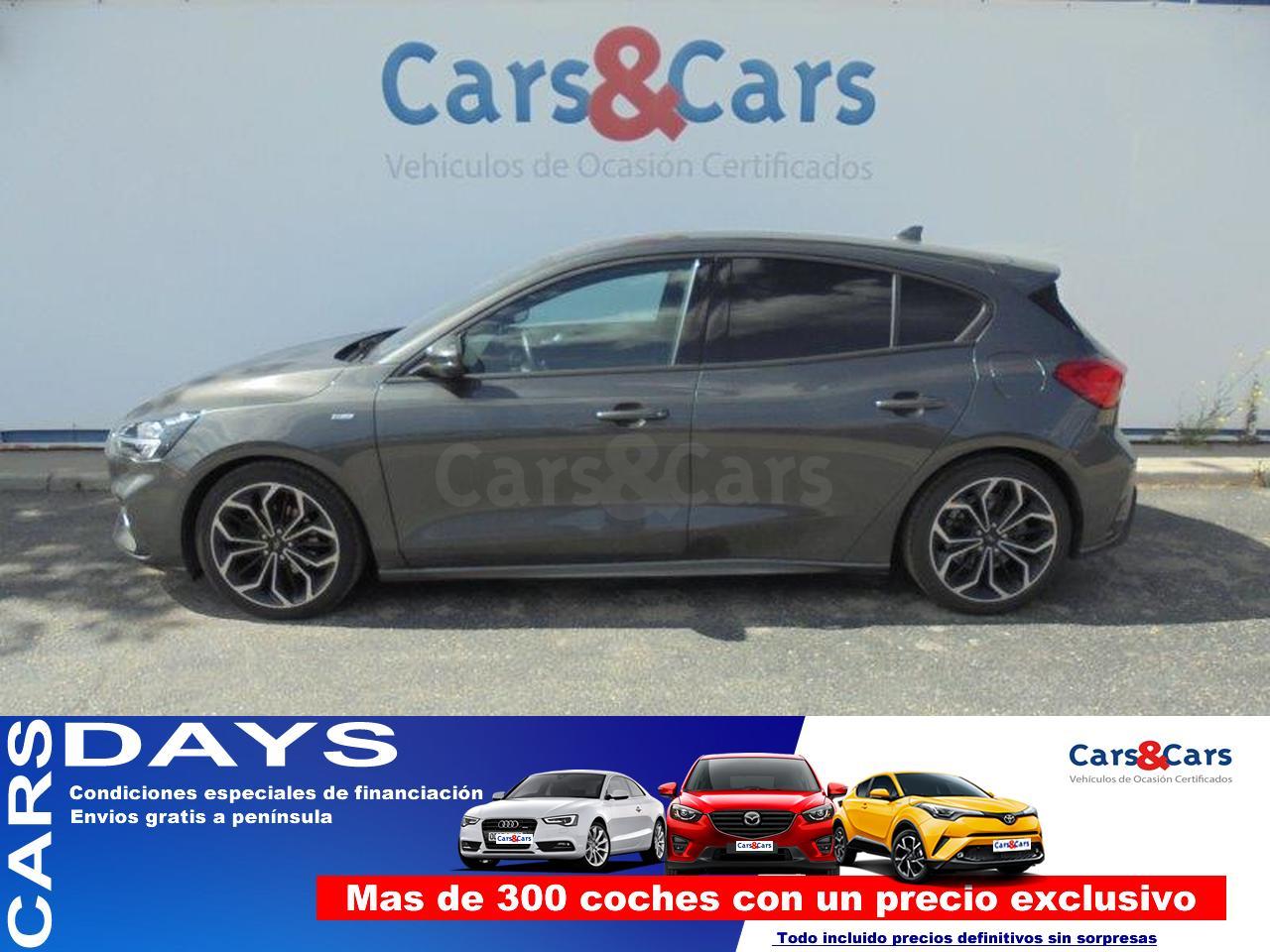 Ford Focus ocasión segunda mano 2018 Gasolina por 14.995€ en Madrid