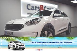 Foto principal del anuncio KIA Niro 1.6 HEV Drive - E 5510 JYR de segunda mano en Madrid