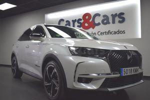 Foto 2 del anuncio DS Automobiles DS7 Crossback 2.0 BluHDi LaPremiere - E 5018 KMH de segunda mano en Madrid