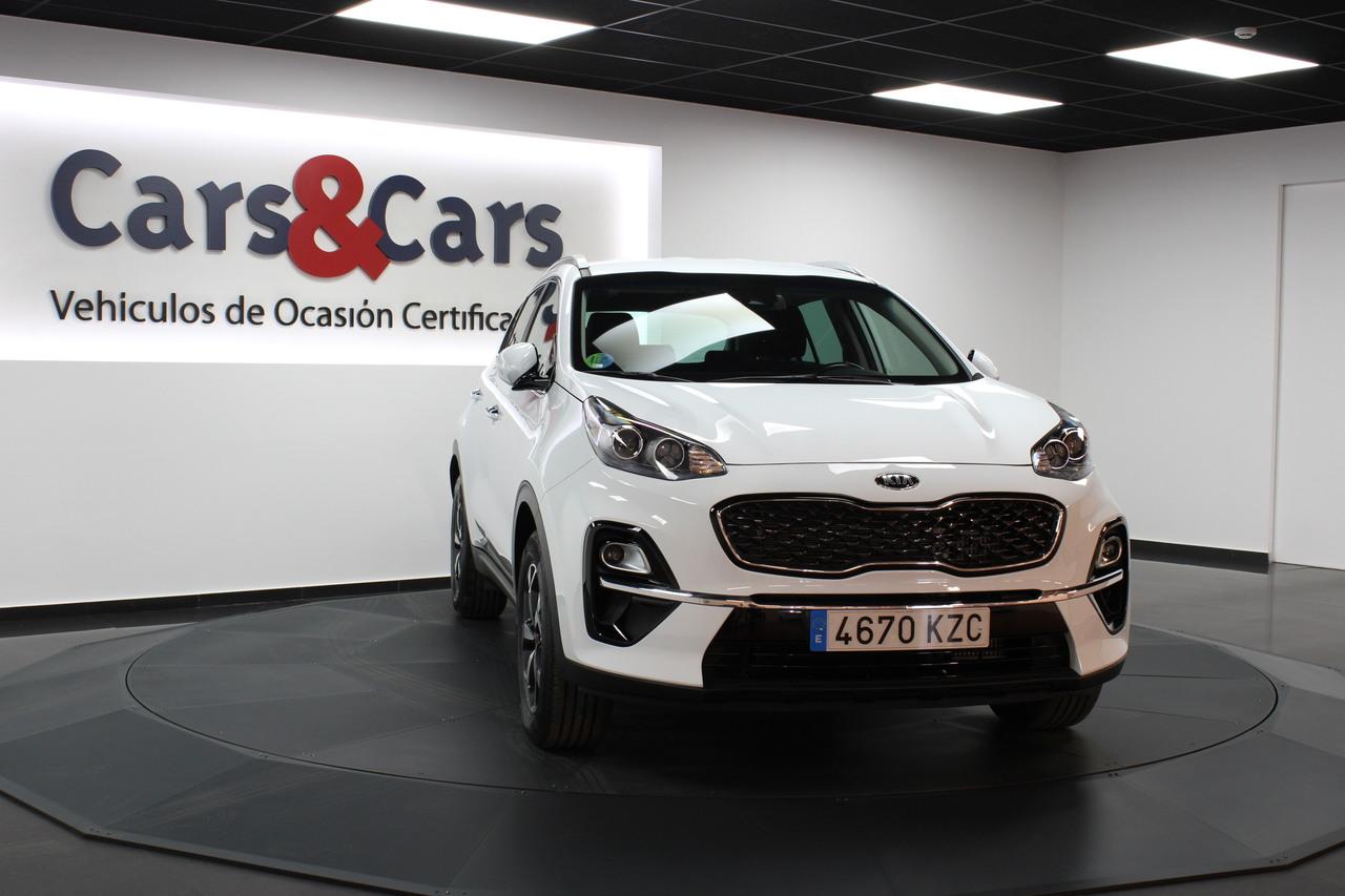 Foto 3 del anuncio KIA Sportage 1.6 MHEV DrivePlus4X2 - E 4670 KZC de segunda mano en Madrid