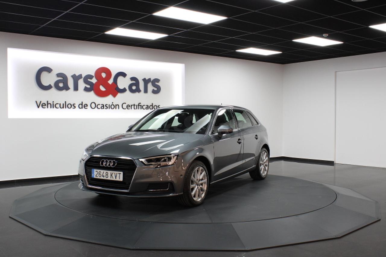 Audi A3 ocasión segunda mano 2019 Gasolina por 22.495€ en Madrid