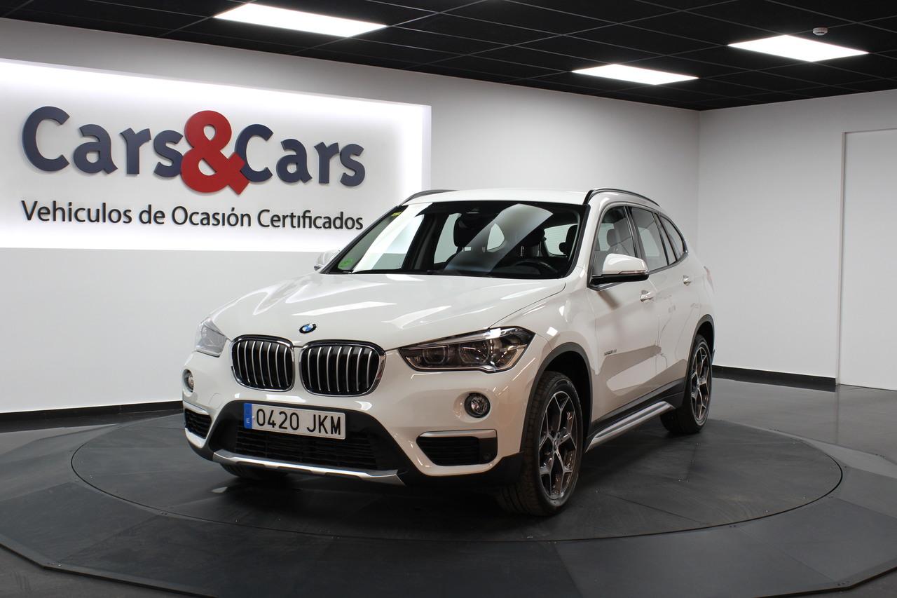 Foto 2 del anuncio BMW X1 sDrive 18dA - E 0420 JKM de segunda mano en Madrid