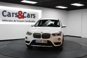 Foto 3 del anuncio BMW X1 sDrive 18dA - E 0420 JKM de segunda mano en Madrid