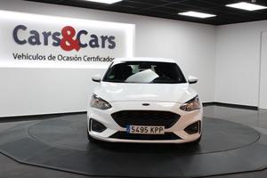 Foto 3 del anuncio FORD Focus 1.5Ecoblue ST Line Aut. - E 5495 KPP de segunda mano en Madrid