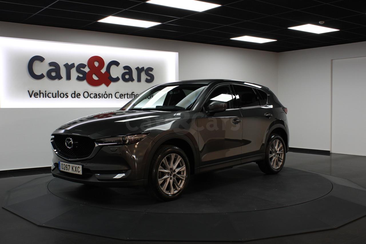 Mazda CX-5 ocasión segunda mano 2019 Diésel por 23.995€ en Madrid