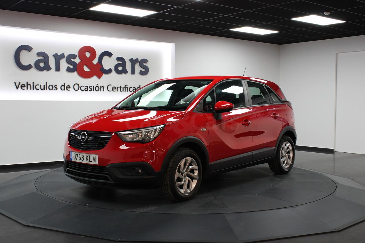 Opel Crossland X ocasión segunda mano 2018 Diésel por 13.495€ en Madrid