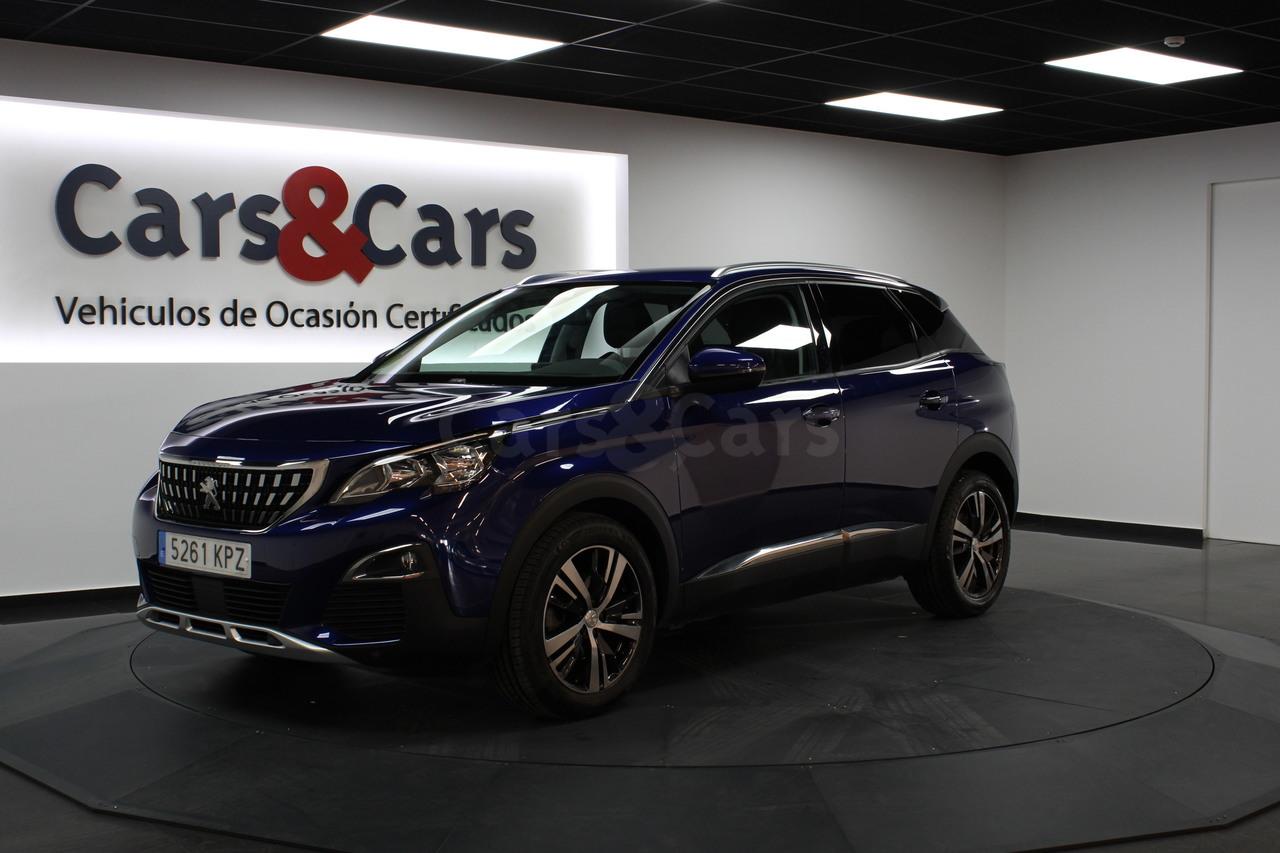 Peugeot 3008 ocasión segunda mano 2018 Diésel por 21.995€ en Madrid