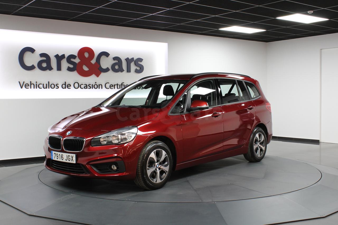BMW Serie 2 Active Tourer ocasión segunda mano 2015 Diésel por 17.495€ en Madrid