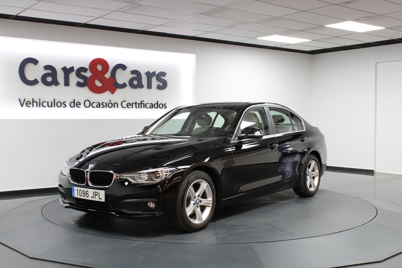 BMW Serie 3 ocasión segunda mano 2016 Diésel por 17.495€ en Madrid