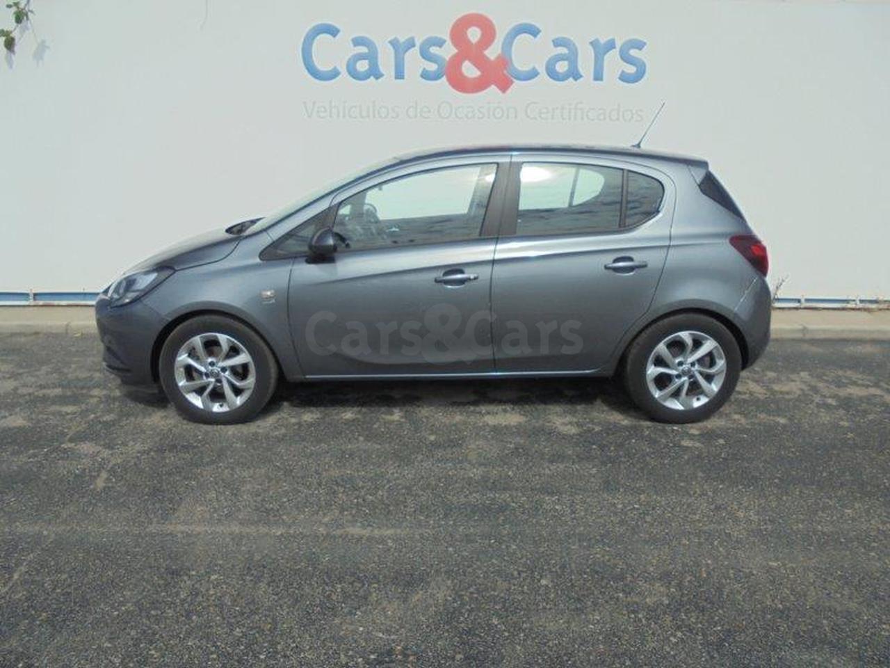 Opel Corsa ocasión segunda mano 2019 Gasolina por 10.495€ en Madrid
