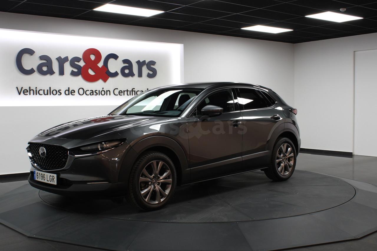 Mazda CX-30 ocasión segunda mano 2020 Gasolina por 27.995€ en Madrid