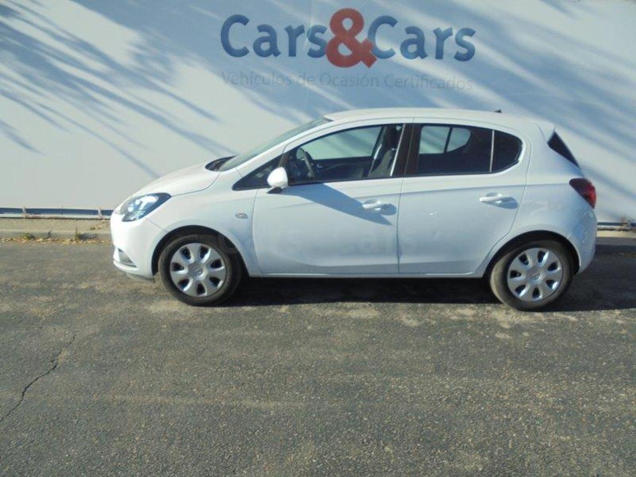 Opel Corsa ocasión segunda mano 2019 Gasolina por 10.995€ en Madrid