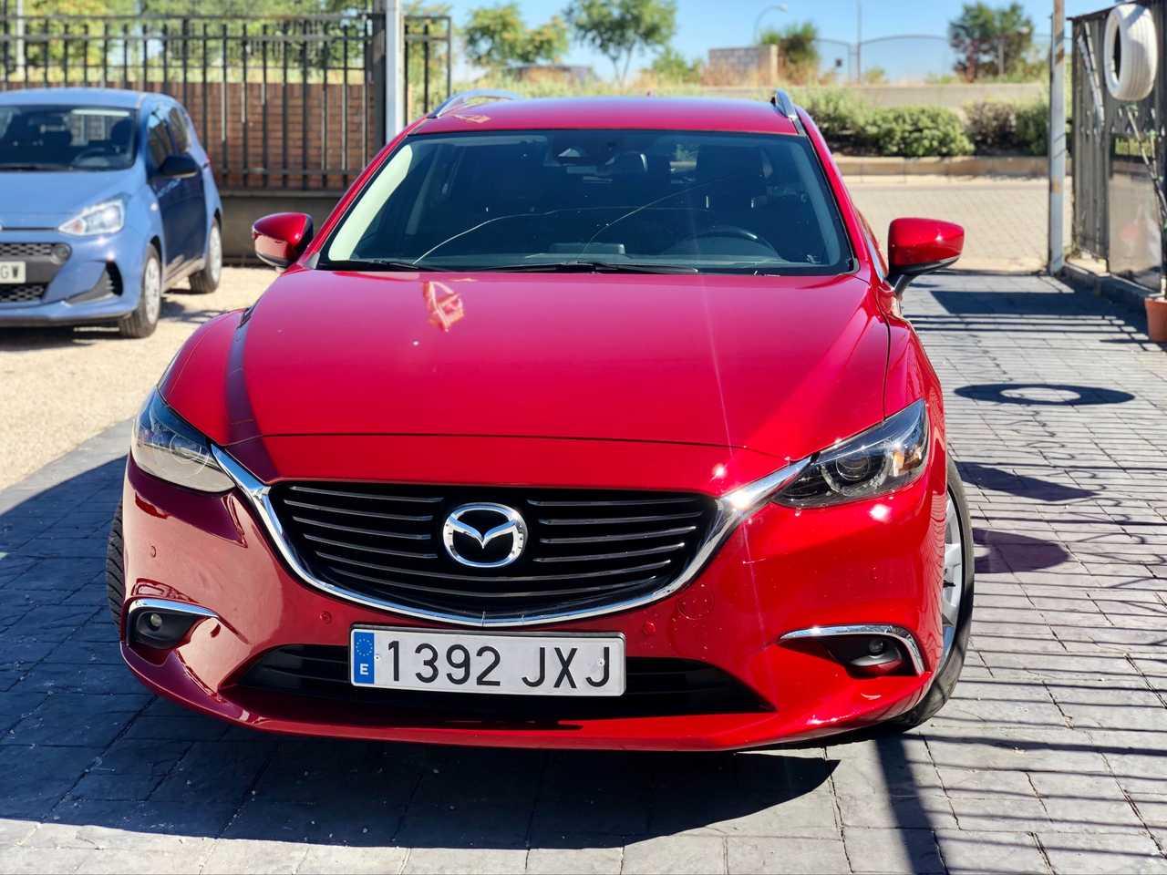 Mazda 6 Wagon Diésel en Arganda del Rey