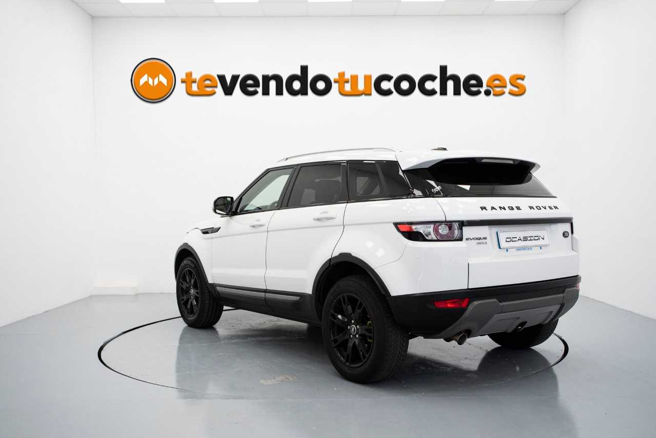Foto Land-Rover Range Rover Evoque 2