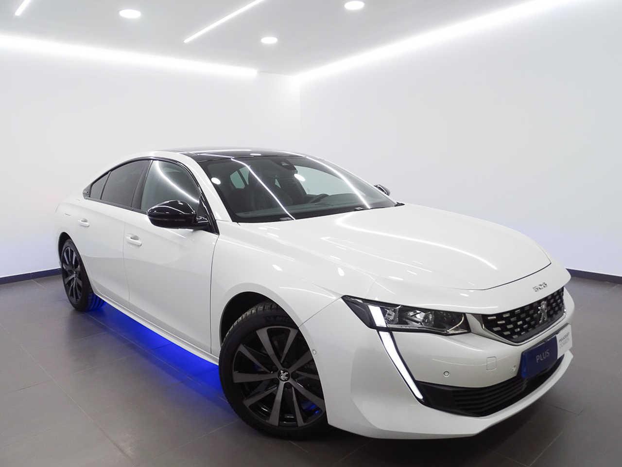 Peugeot 508 ocasión segunda mano 2021 Gasolina por 33.995€ en Valencia