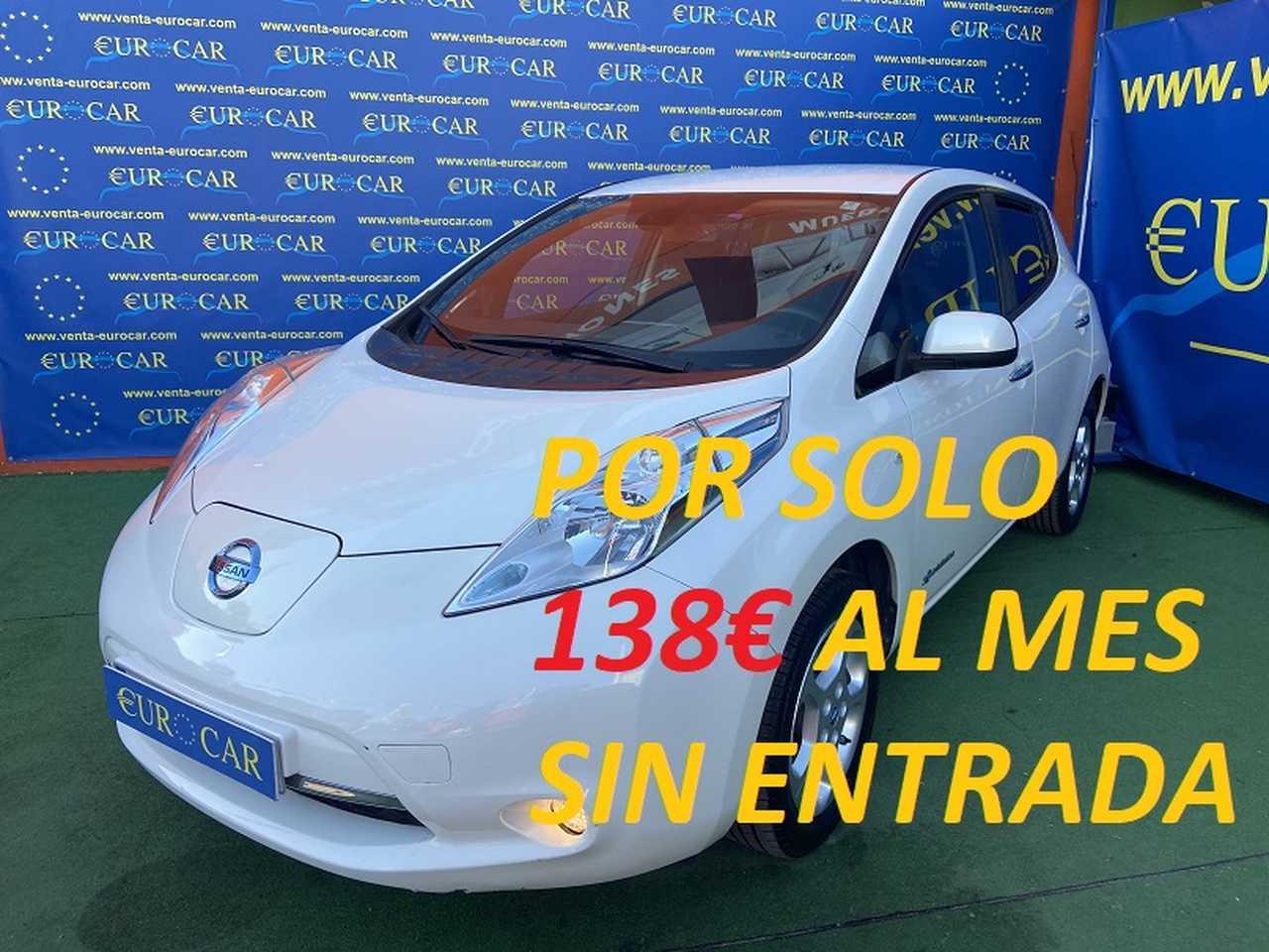 Nissan Leaf ocasión segunda mano 2014 Eléctrico por 7.950€ en Alicante