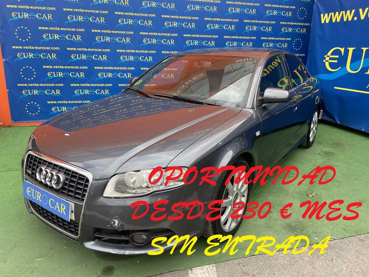 Audi A4 ocasión segunda mano 2007 Diésel por 6.950€ en Alicante