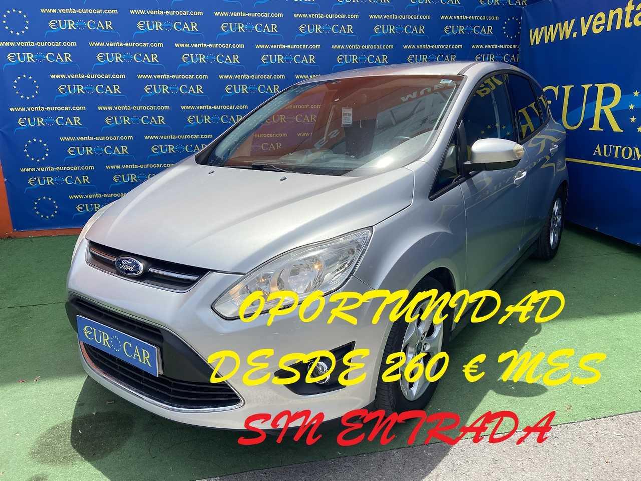 Ford Grand C-MAX ocasión segunda mano 2012 Gasolina por 8.650€ en Alicante