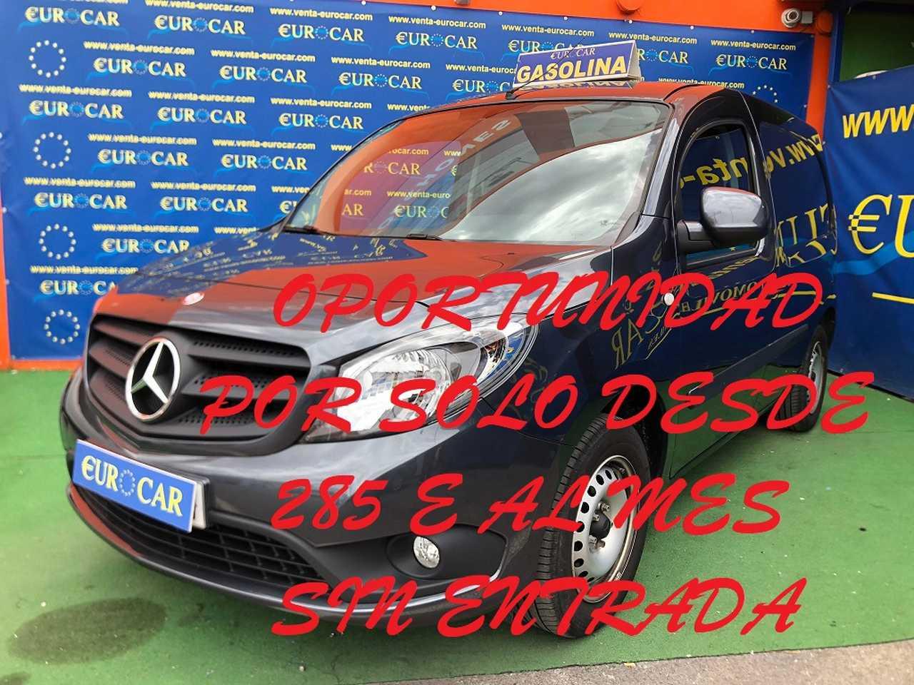 Mercedes Benz Citan ocasión segunda mano 2018 Gasolina por 12.950€ en Alicante