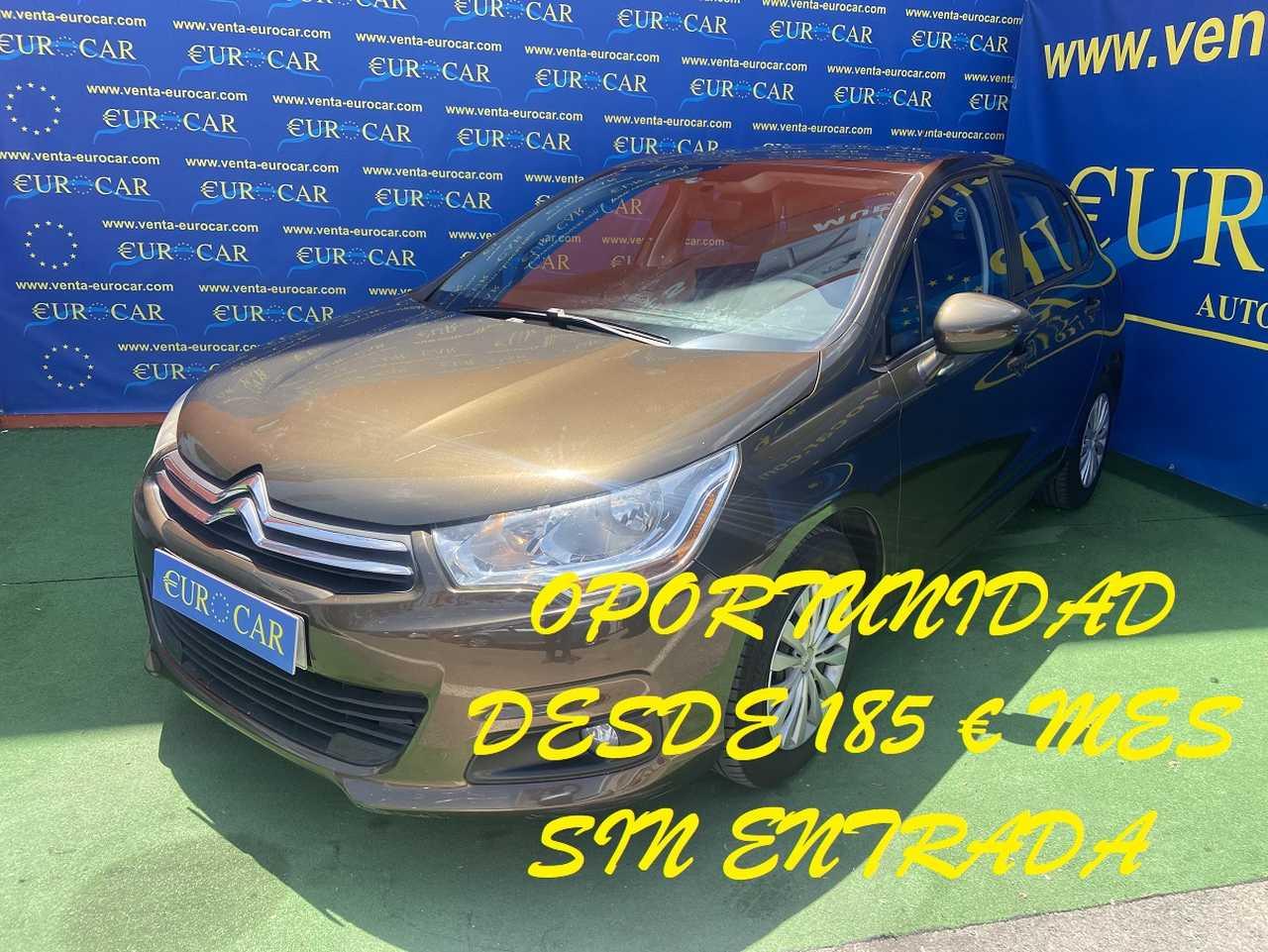 Citroën C4 ocasión segunda mano 2012 Diésel por 5.950€ en Alicante
