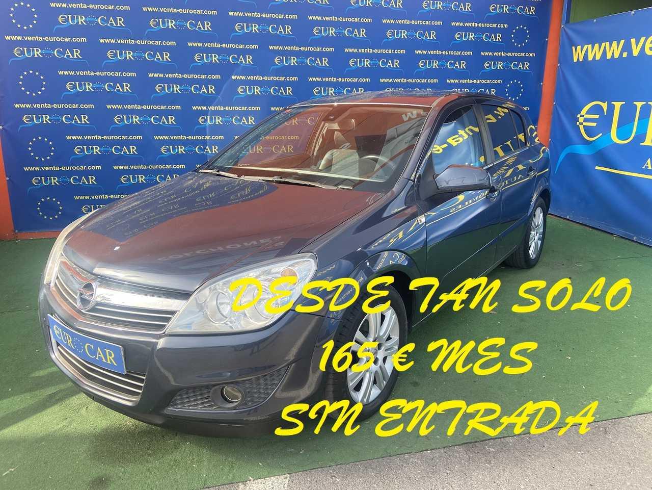Opel Astra ocasión segunda mano 2010 Diésel por 3.950€ en Alicante