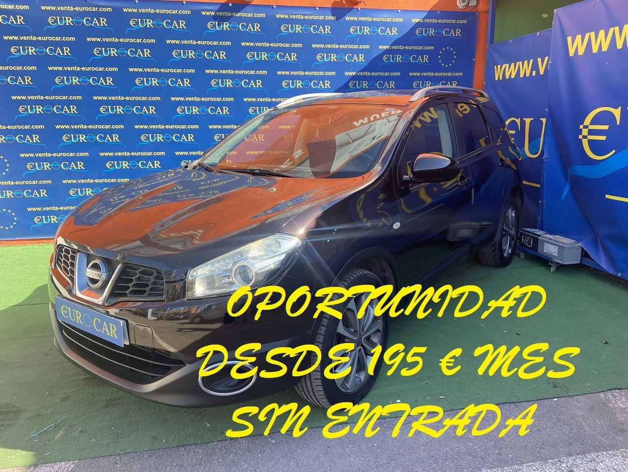Nissan Qashqai+2 ocasión segunda mano 2010 Diésel por 8.950€ en Alicante