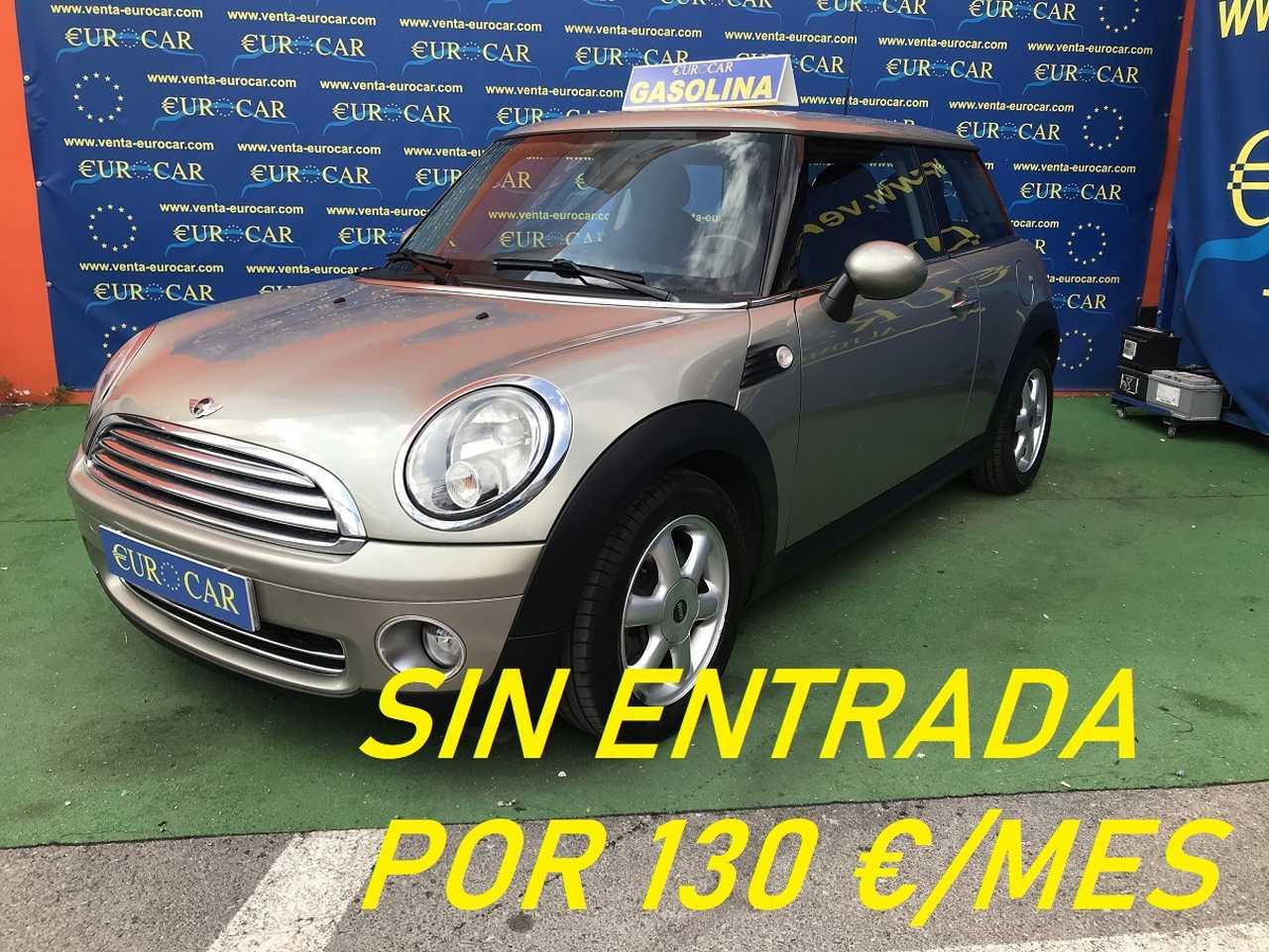 Mini Cooper ocasión segunda mano 2009 Gasolina por 7.550€ en Alicante