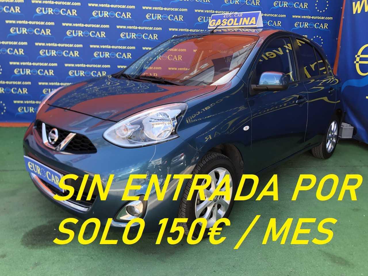 Nissan Micra ocasión segunda mano 2016 Gasolina por 7.950€ en Alicante