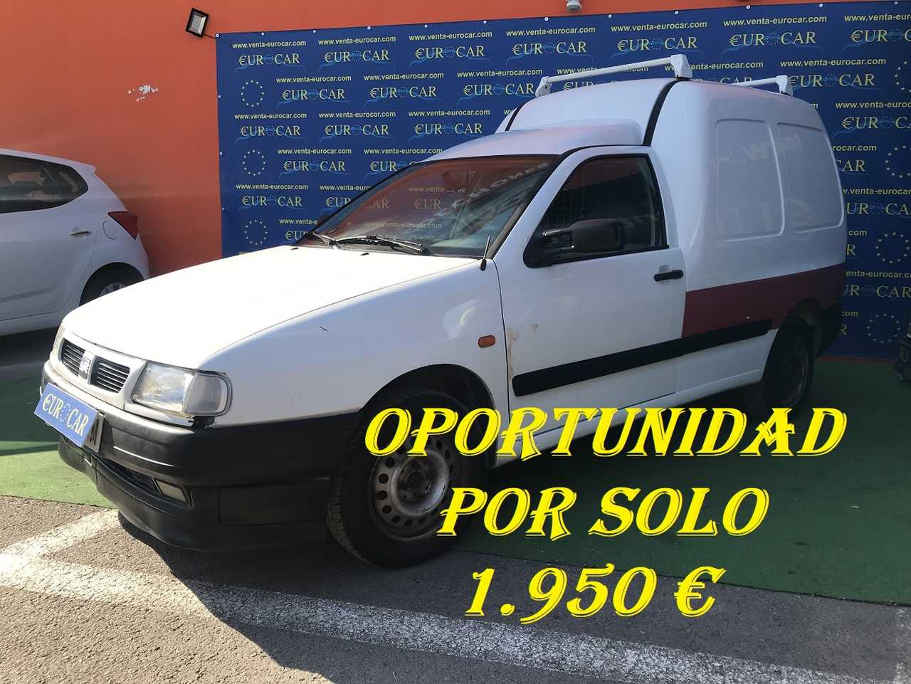 Seat  ocasión segunda mano 2000 Diésel por 1.950€ en Alicante