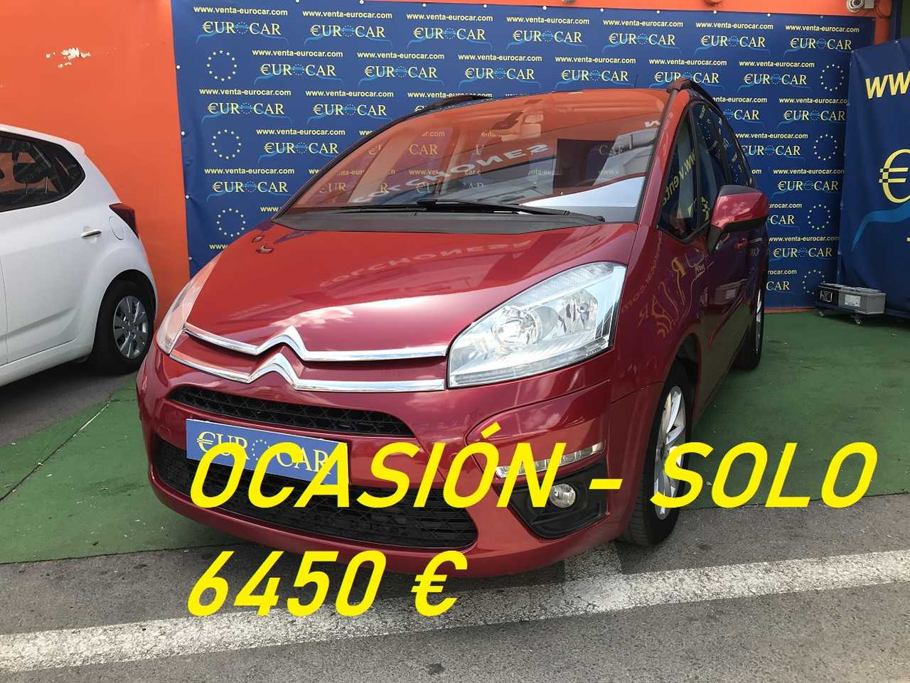 Citroën C4 Picasso ocasión segunda mano 2011 Diésel por 6.950€ en Alicante