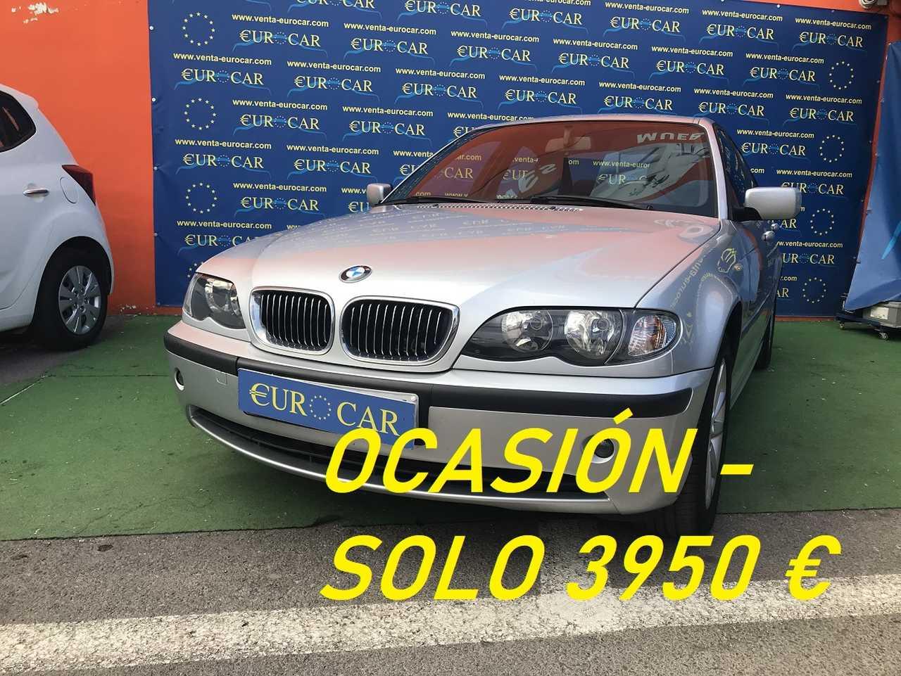 BMW Serie 3 ocasión segunda mano 2003 Diésel por 2.950€ en Alicante