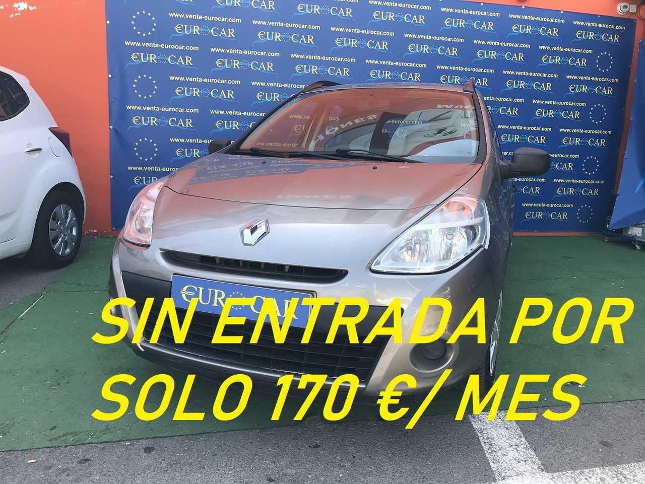 Renault Clio ocasión segunda mano 2011 Gasolina por 6.650€ en Alicante