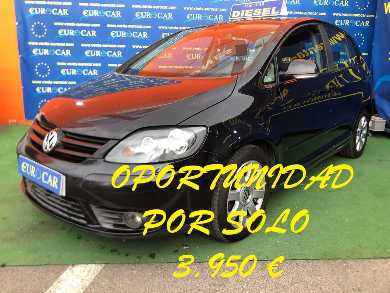 Volkswagen Golf Plus ocasión segunda mano 2005 Diésel por 3.950€ en Alicante