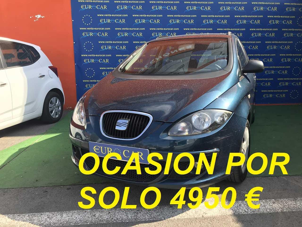 Seat Altea XL ocasión segunda mano 2006 Diésel por 4.950€ en Alicante