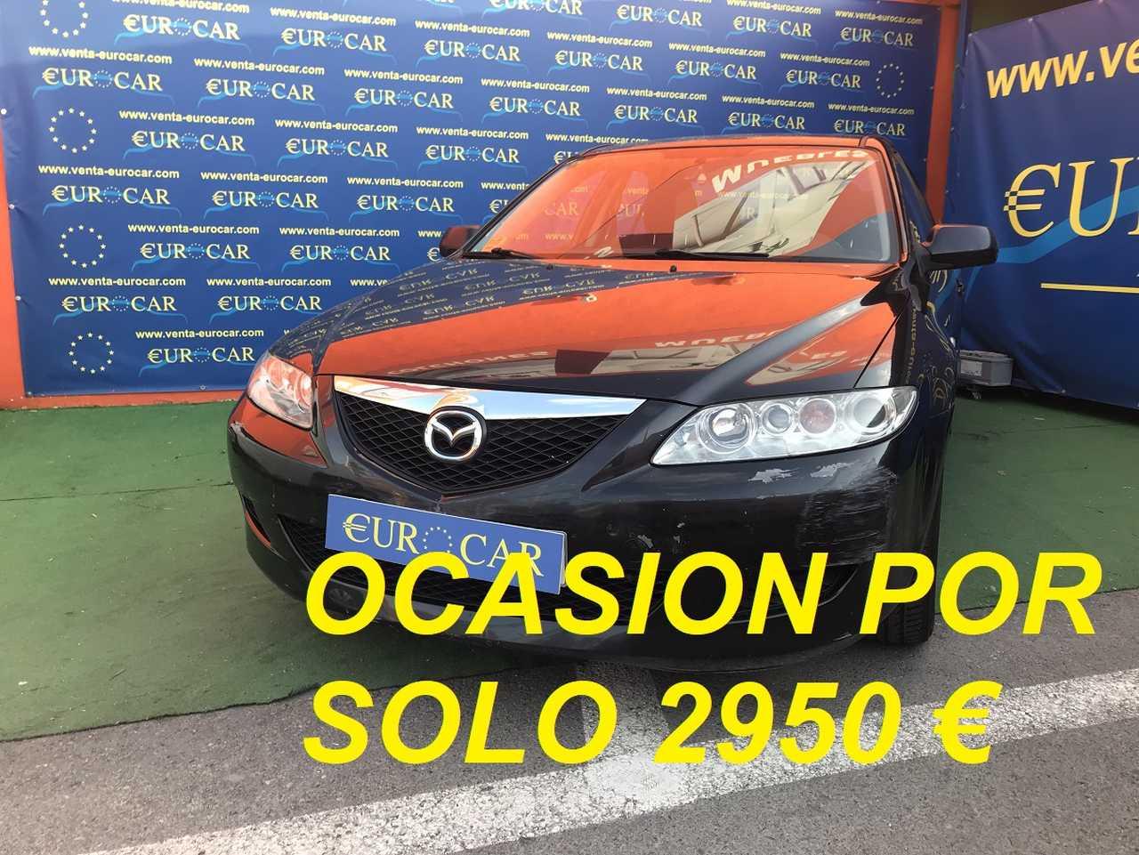 Mazda 6 ocasión segunda mano 2005 Gasolina por 2.950€ en Alicante