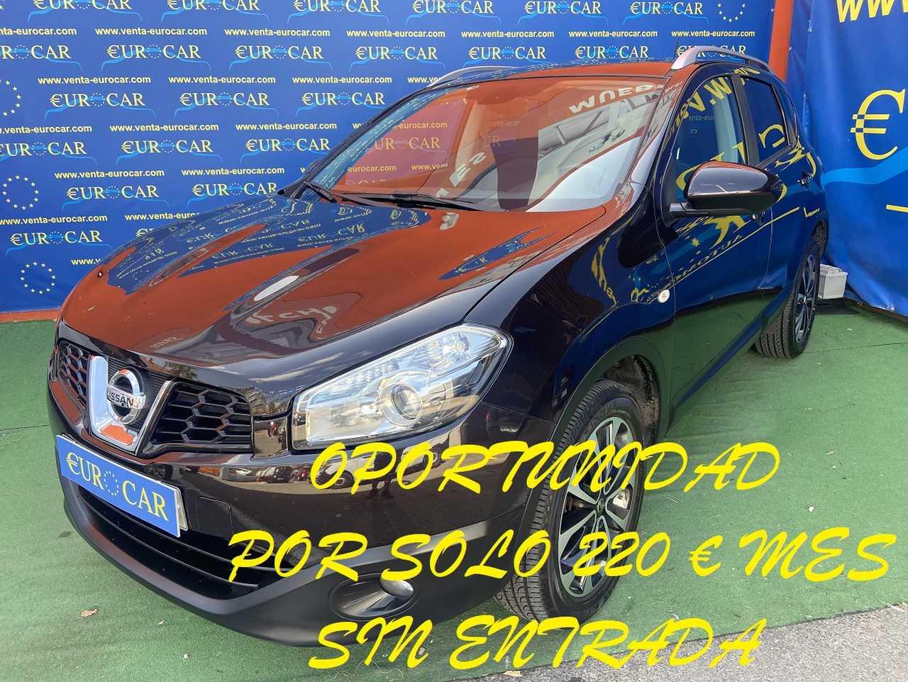 Nissan Qashqai ocasión segunda mano 2011 Diésel por 8.950€ en Alicante