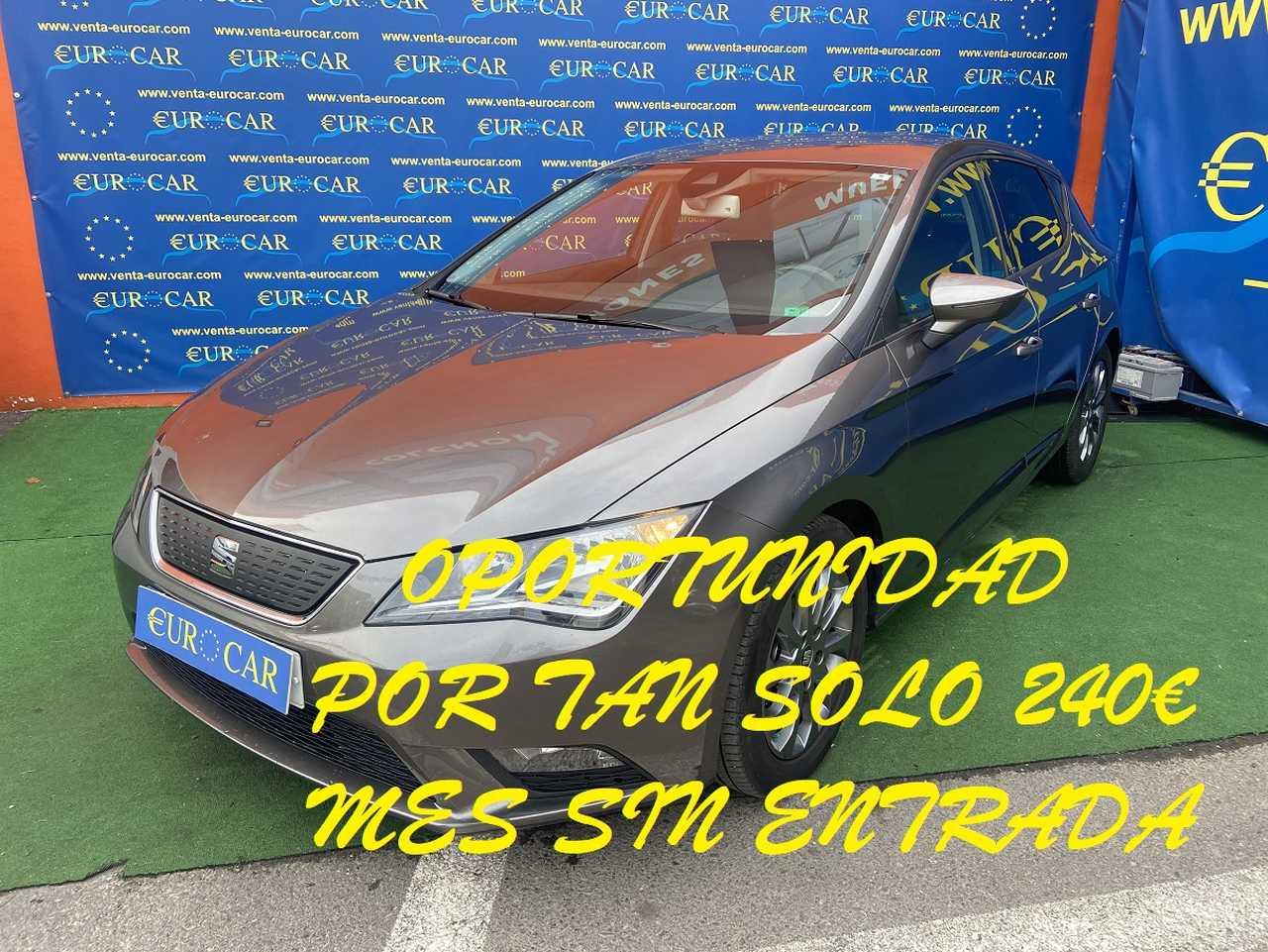Seat Leon ocasión segunda mano 2014 Diésel por 8.650€ en Alicante